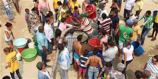 La pelea por el agua que necesita Santa Marta