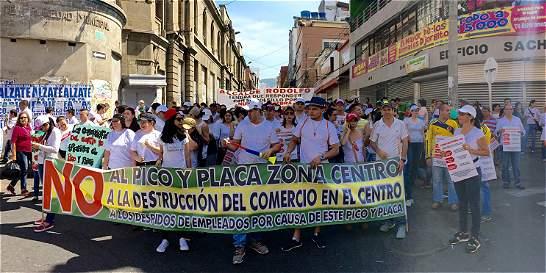 Alistan 'cacerolazo' como rechazo a pico y placa en Bucaramanga