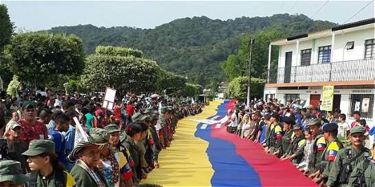 Por bloqueo, lento avance de las Farc hacia el Catatumbo