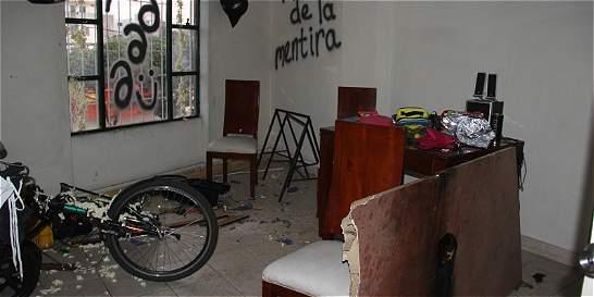 Policía rescató a cinco menores en presunto estado de abandono