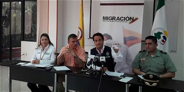 Este nuevo sistema de registro beneficiará a cerca de 50 mil venezolanos que diariamente están ingresando por los tres pasos fronterizos de Norte de Santander.