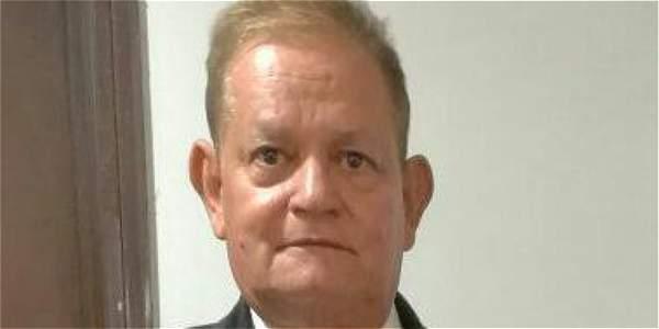 Cristo Humberto Contreras Uribe es el papá del Alcalde del municipio de El Carmen, secuestrado en la tarde del jueves.