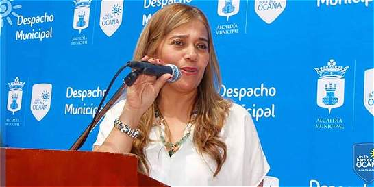Capturan a alcaldesa de Ocaña, en Norte de Santander