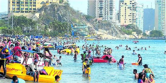 Millonaria inversión en las playas de El Rodadero