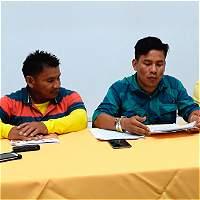 Indígenas barís piden protección de sus territorios