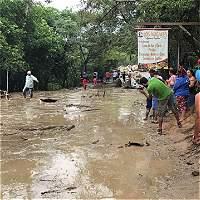 Emergencias en tres regiones del país por brusco cambio del clima