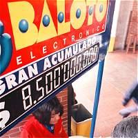 Hay un nuevo millonario, cayó el Baloto en Barrancabermeja