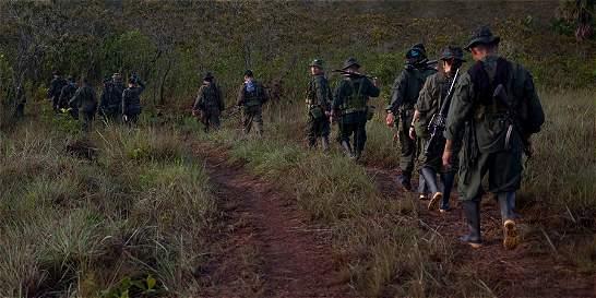 Farc denuncia la captura de dos guerrilleros por parte del Ejército