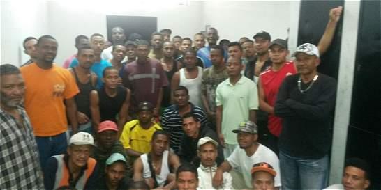 El drama de 66 colombianos retenidos en Venezuela