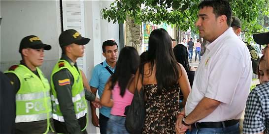 Intervienen zona de Cúcuta por afluencia de indocumentados