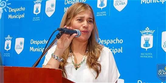Le concedieron casa por cárcel a la alcaldesa de Ocaña