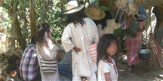 Prohíben ingreso a la zona de brote en la Sierra Nevada de Santa Marta