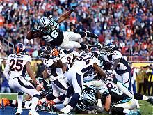 Las mejores imágenes del Super Bowl 50