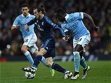 Las mejores imágenes del partido entre Manchester City y Real Madrid