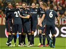 Las mejores imágenes del Bayern Múnich vs. Atlético de Madrid