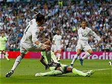 En imágenes, el partido entre Real Madrid y Manchester City