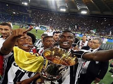 Cuadrado, con Juventus, consiguió la Copa de Italia