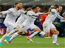 Real Madrid, campeón de la Uefa Champions League
