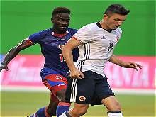 Las imágenes que dejó la victoria 3-1 de Colombia sobre Haití