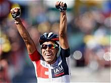 Las mejores imágenes de la victoria de Jarlinson Pantano en el Tour de Francia