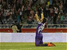 Las mejores imágenes de la fecha 4 de la Liga colombiana