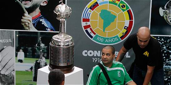 Diez segundos a solas con una obsesión, la Copa Libertadores