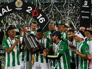 Las mejores imágenes de la final de Copa Libertadores