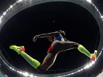 ¡Gracias, Caterine!: primer oro en atletismo para Colombia
