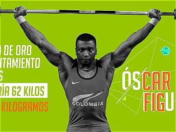 Los medallistas colombianos en Río