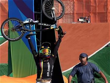 El triunfo en Río de Mariana Pajón, la reina del BMX