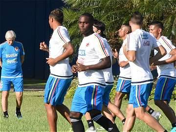 La Selección Colombia avanza su preparación para enfrentar a Paraguay