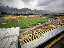 Así quedó el nuevo gramado del estadio El Campín