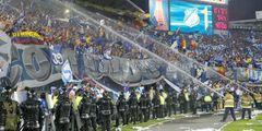 Polémica por nuevas medidas del Codigo de Policía para el fútbol