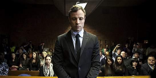 Pistorius, a la espera de la pena por haber matado a su novia