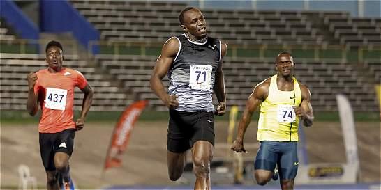 Usain Bolt volverá a la competición en Londres