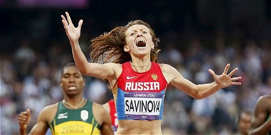 Rusia no recurrirá su suspensión provisional por dopaje