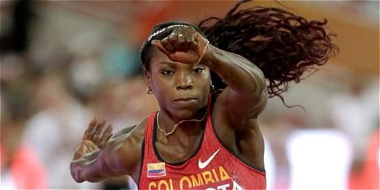 El plan de Catherine Ibargüen para los Juegos Olímpicos