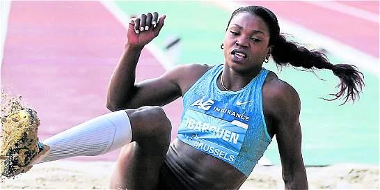 'Aún no me imagino la competencia en Río': Caterine Ibarguen