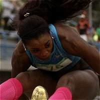 'La única rival a batir en Río soy yo misma': Ibargüen