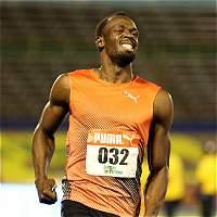 Bolt se lesionó en competencias nacionales para los Olímpicos