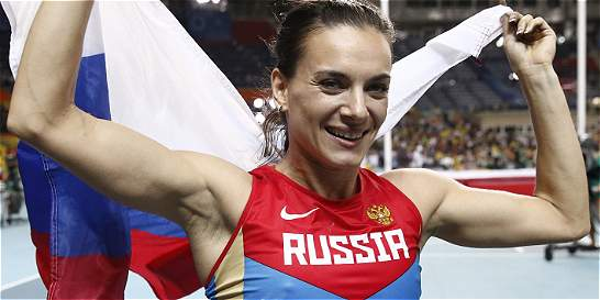 Se confirma la sanción al equipo de atletismo ruso para los Olímpicos
