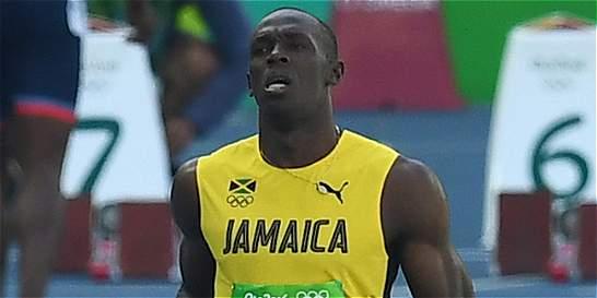 Usain Bolt ganó su primera clasificación en los 100 metros