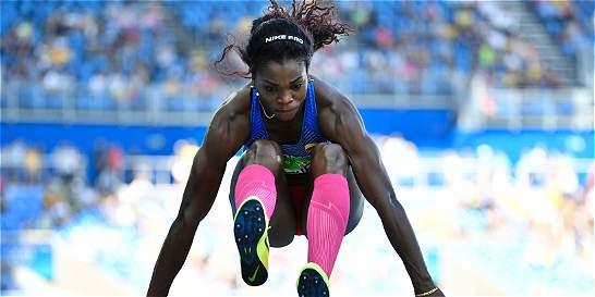 ¡Catherine Ibargüen, es tu día en los Juegos Olímpicos!