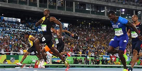 Usain Bolt ¡lo hizo otra vez! oro en los 100 metros