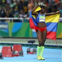 Caterine Ibargüen gana oro para Colombia en los JJOO
