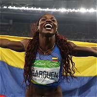 Catherine Ibarguen gana oro para Colombia en los JJOO