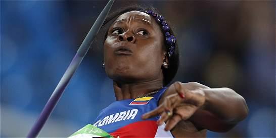 Flor Ruiz llega a la final olímpica en el lanzamiento de jabalina