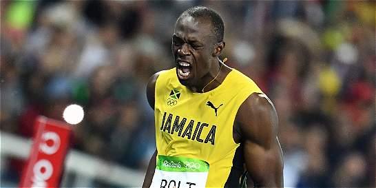 Bolt agranda su historia: ganó los 200 m y va por el 'triple-triple'