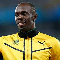 Pagan 16.000 euros en subasta por una zapatilla firmada por Usain Bolt