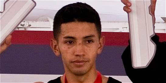 El atleta colombiano Frank Carreño y su reto en México